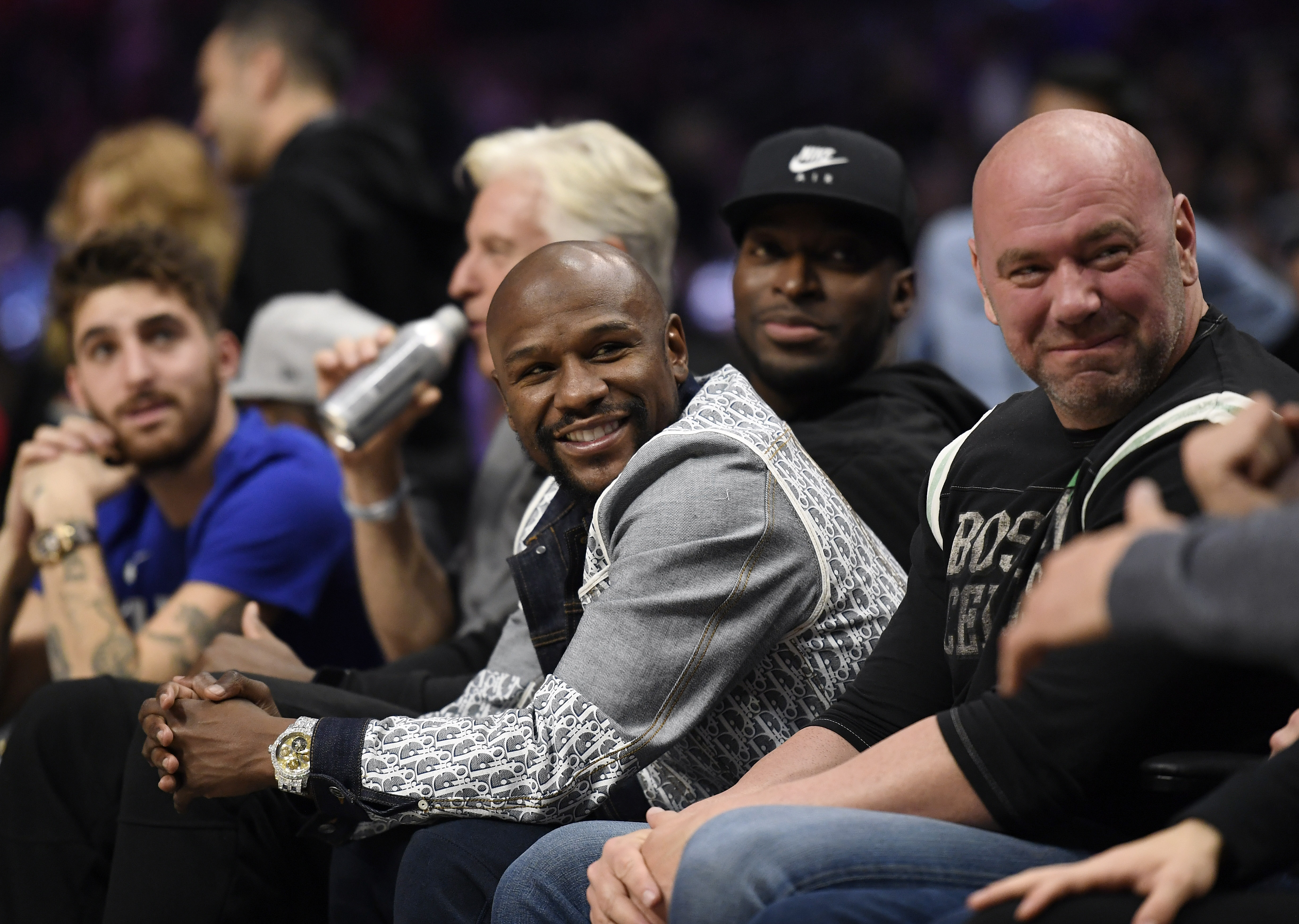 Floyd Mayweather Spent Over $40,000 to Own the Biggest Chanel Purse in the World
