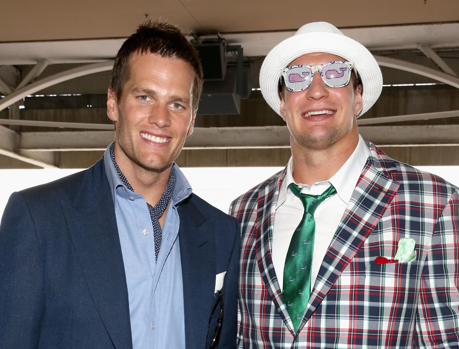 Tom Brady and Rob Gronkowski have shared plenty of memorable moments, but Gronk's favorite memory with Brady involves horses and alcohol.