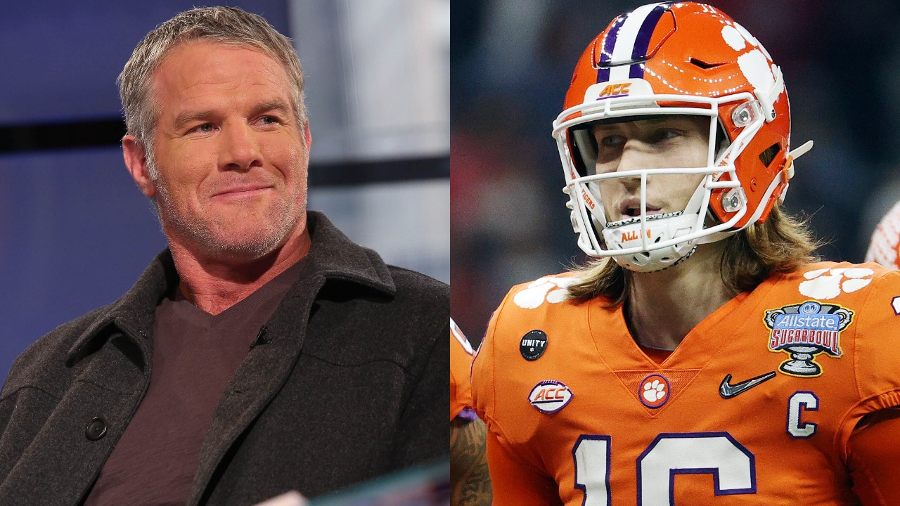 Brett Favre should know a little bit about strong quarterback play. However, he recently shared a bizarre take about Trevor Lawrence.