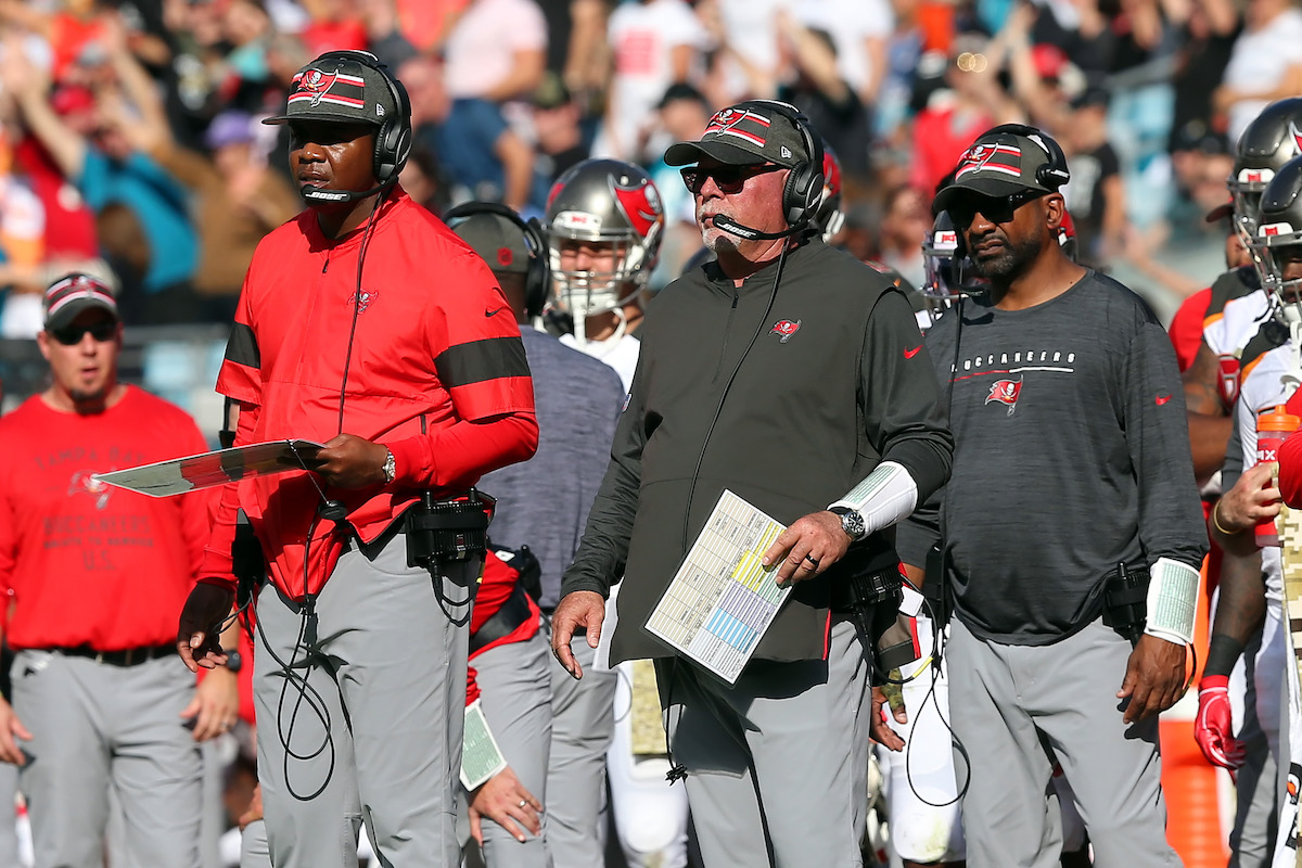 The Tampa Bay Buccaneers are heading to the Super Bowl with one of the most diverse coaching staffs, thanks to Bruce Arians commitment to diversity.