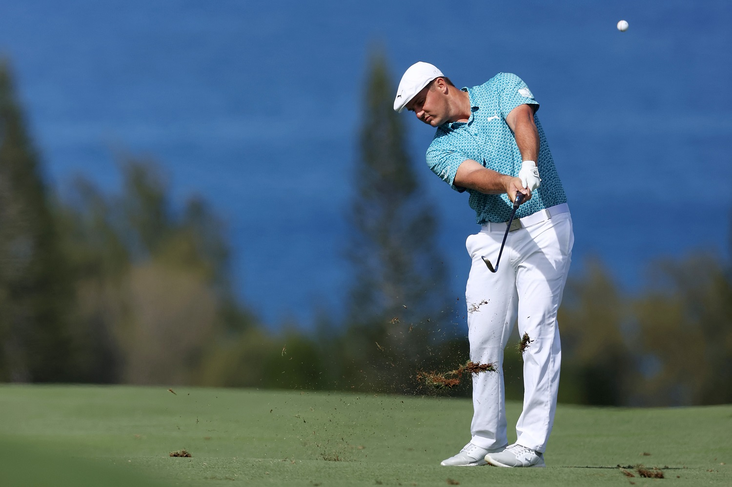 Bryson DeChambeau Nearly Blacked Out After Hitting Too Many Bombs