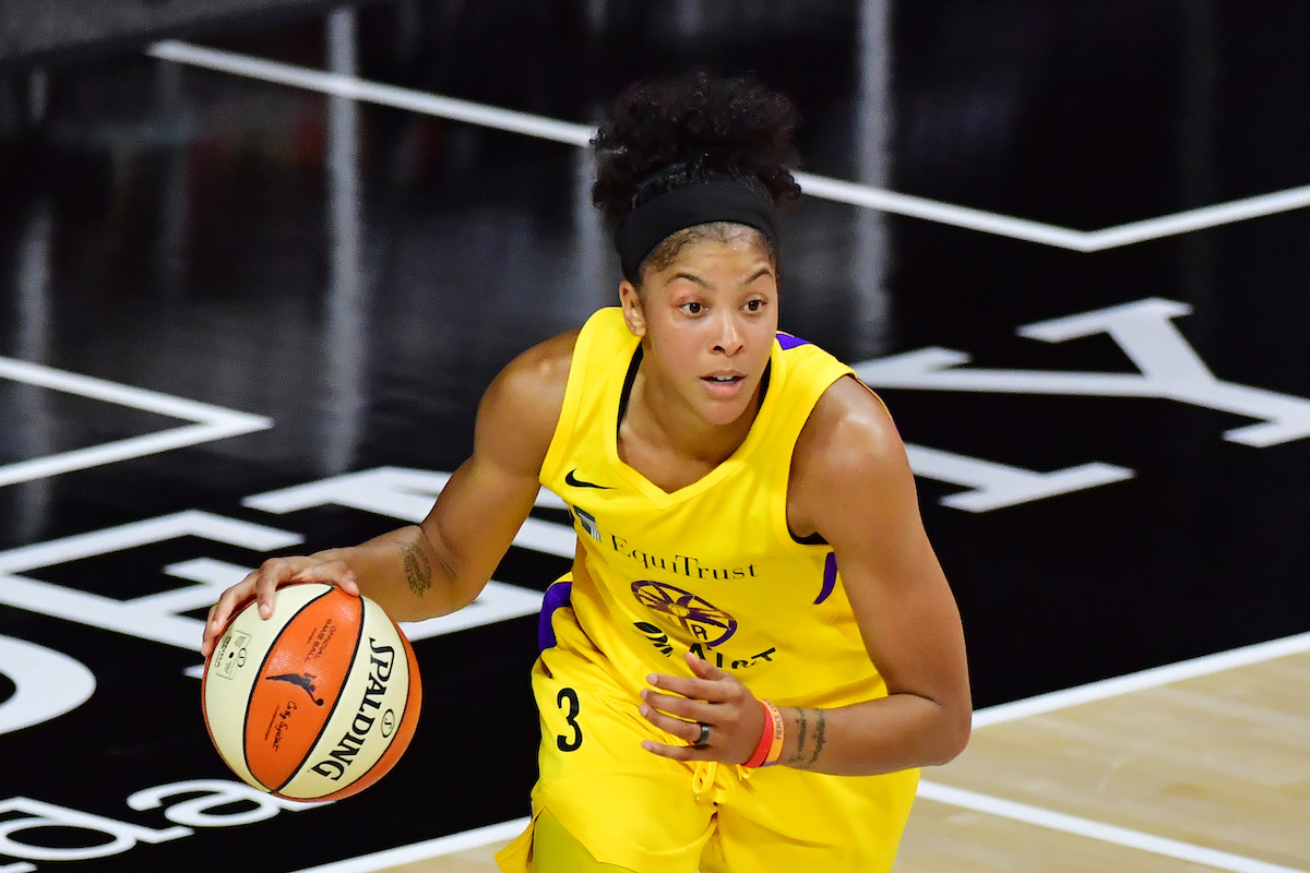 WNBA superstar Candace Parker has decided where she wants to play, making the choice to go back home to be in front of family and friends.