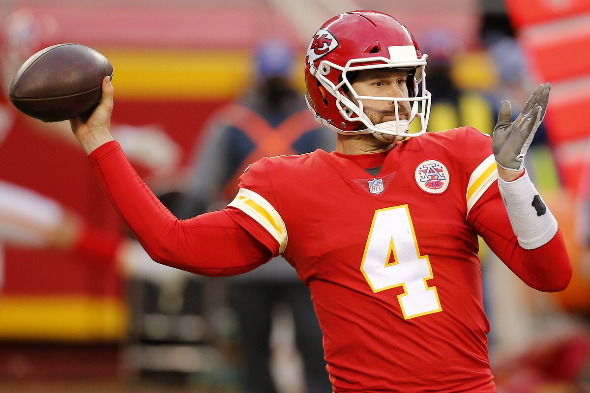 Chad Henne saved the Kansas City Chiefs when he took over for an injured Patrick Mahomes in the playoffs. How much money has Henne made in the NFL?