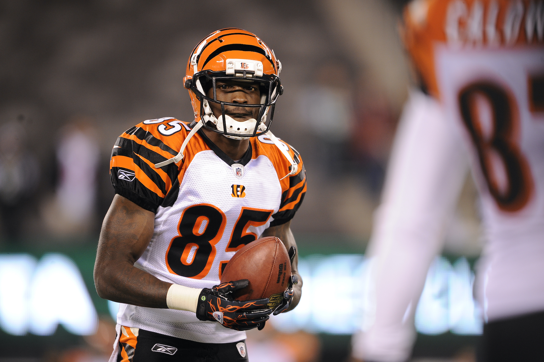 Bengals Receiver Chad Johnson Once Placed a $100,000 Bet on His Own NFL Performance