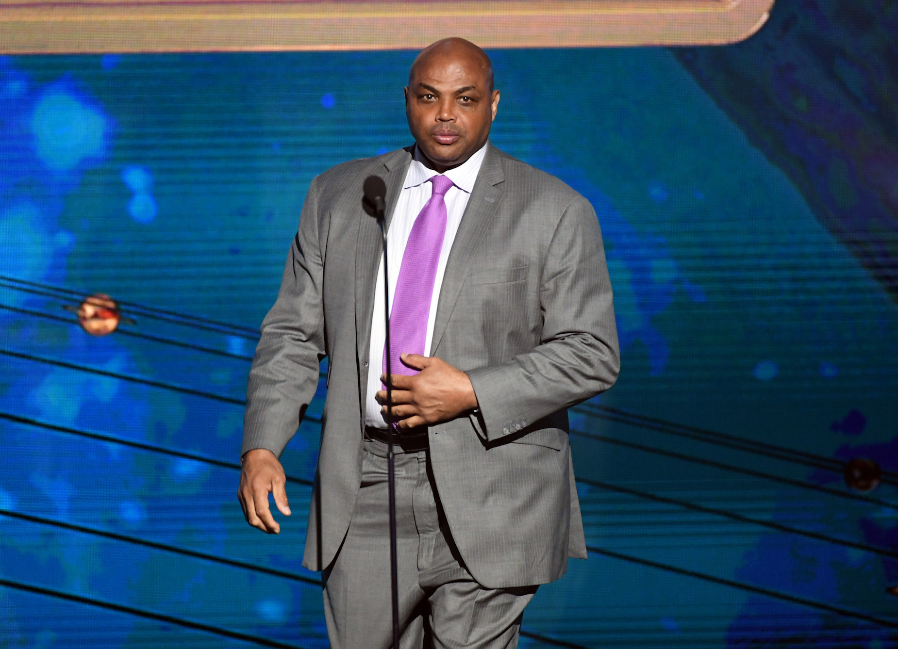 Charles Barkley once revealed that things can get pretty boring while filming TNT's Inside the NBA.
