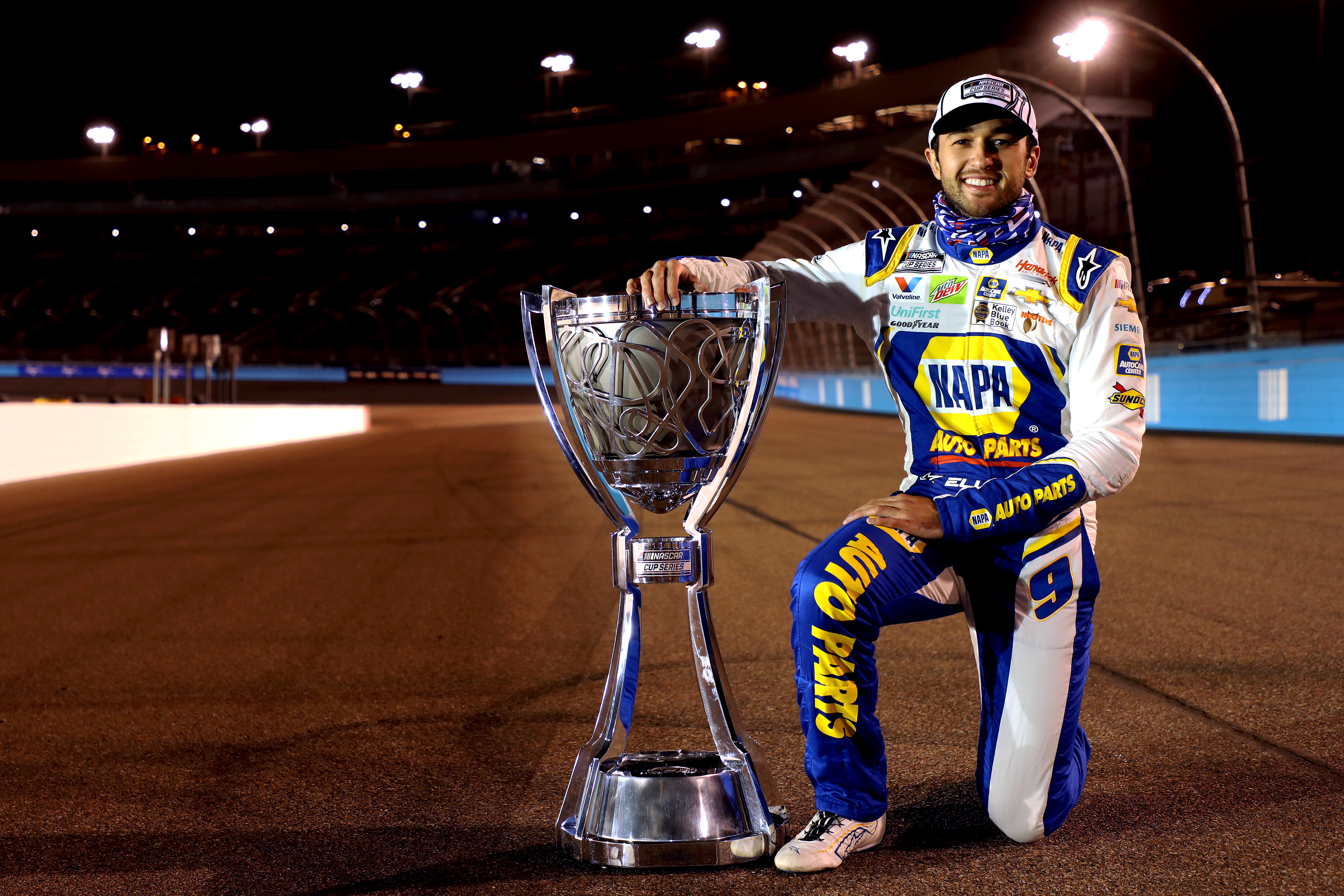 2020 NASCAR Cup Series Champion Chase Elliott