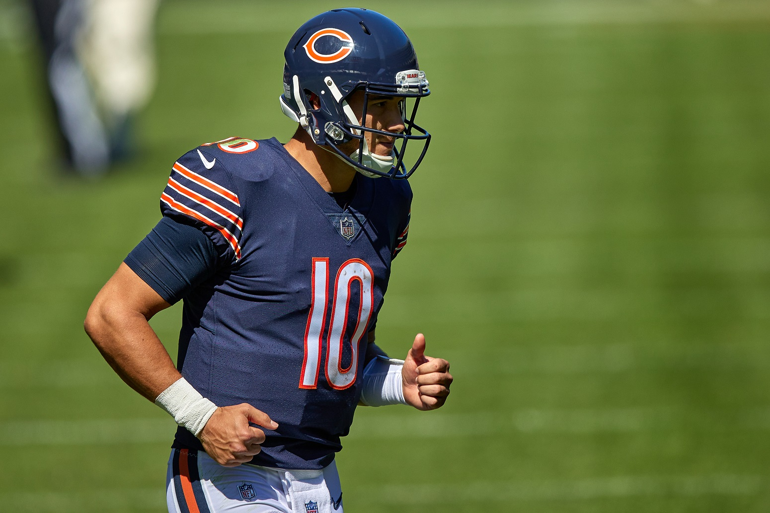 Chicago Bears more to worry about than Mitchell Trubisky