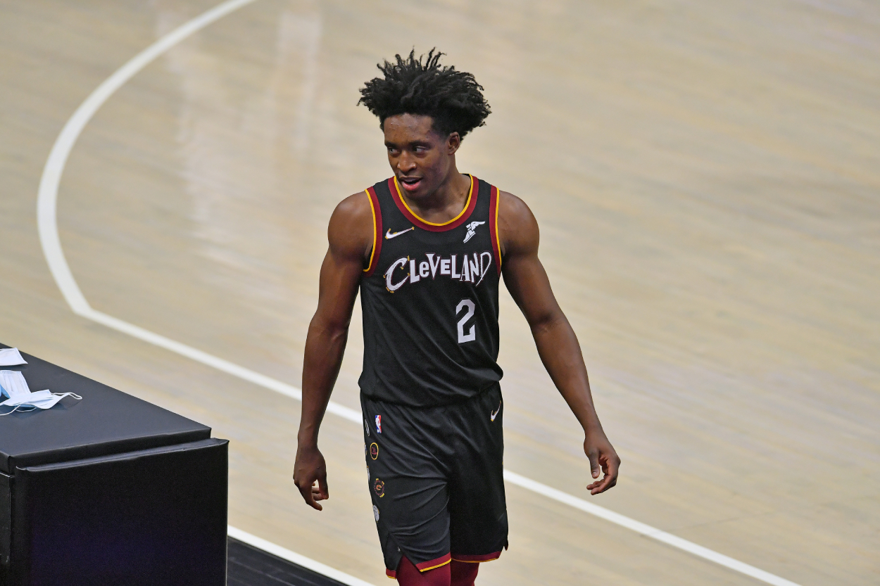 Collin Sexton Has Fiercely Gotten the Last Laugh After His Cavs Teammates Said He Didn't 'Know How To Play' Basketball
