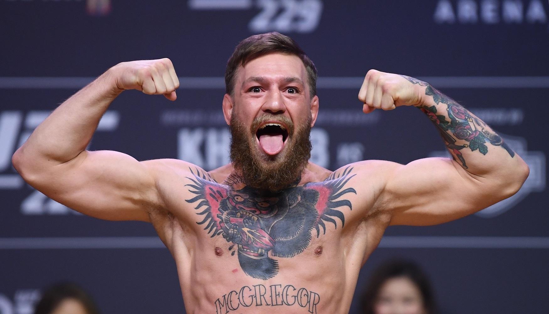 Conor McGregor's 4-Word Tweet Makes a Gutsy Guarantee About UFC 257