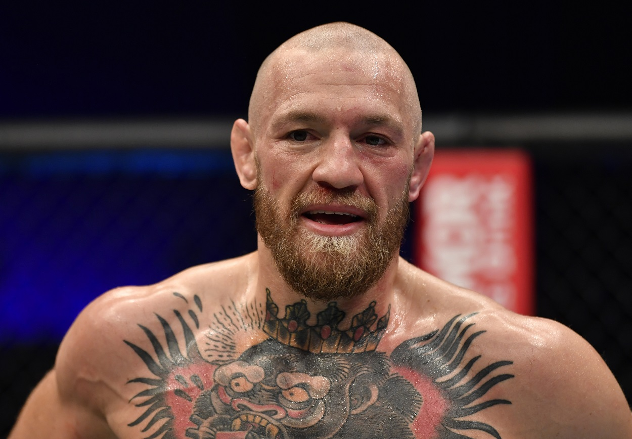 Conor McGregor Just Suffered Another Knockout as He's Been Hit With a Six-Month Suspension Following His Brutal Loss at UFC 257