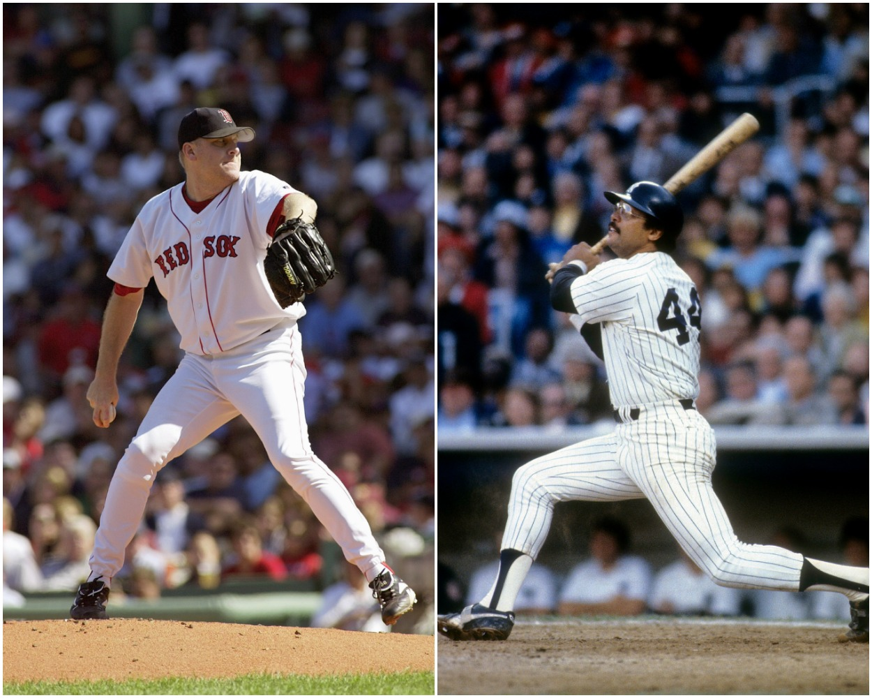 Yankees Legend Reggie Jackson Rips Curt Schilling for His Previous Remarks and Calls Him a Liar