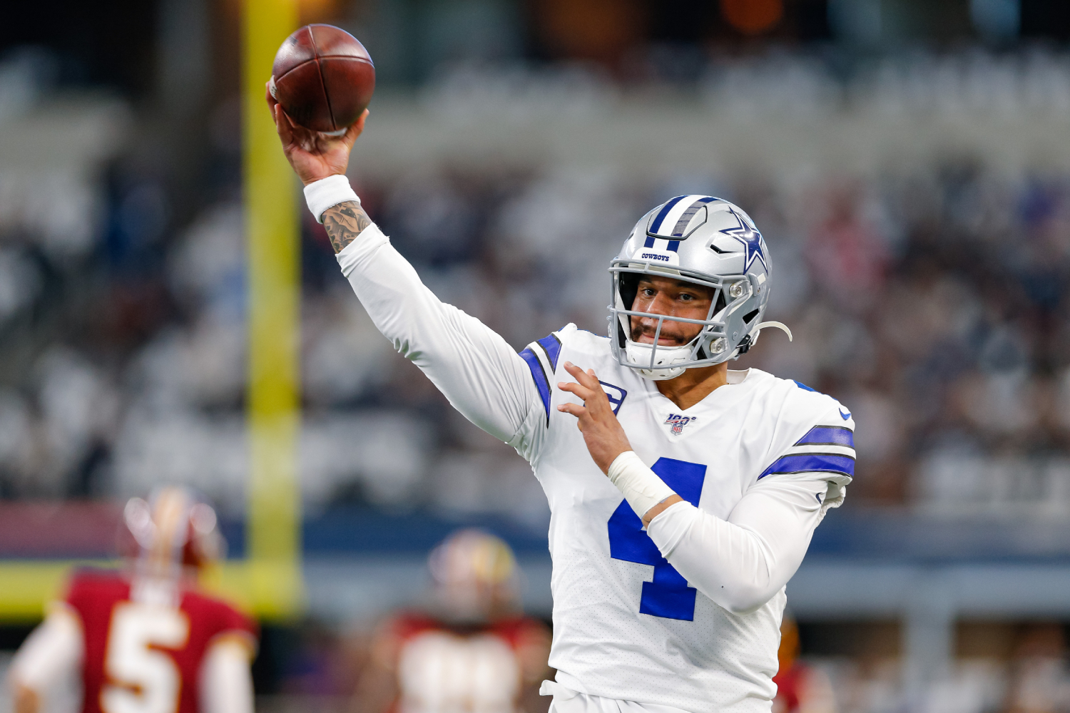 Dak Prescott doesn't have a clear future with the Cowboys. However, Kellen Moore and Dallas just secured a path for his continued success.
