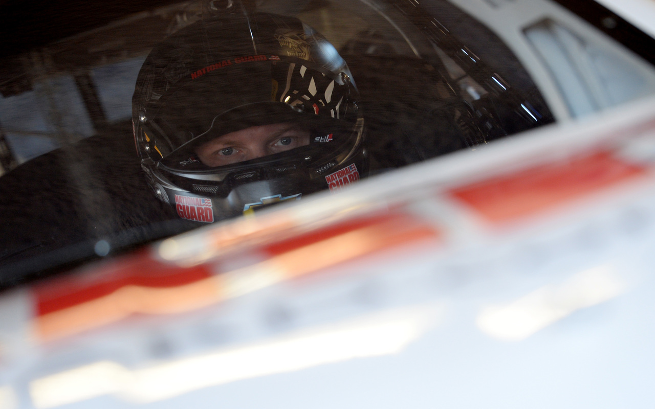 Dale Earnhardt Jr. Felt His Driving Style Was 'Definitely Nothing' Like His Father's