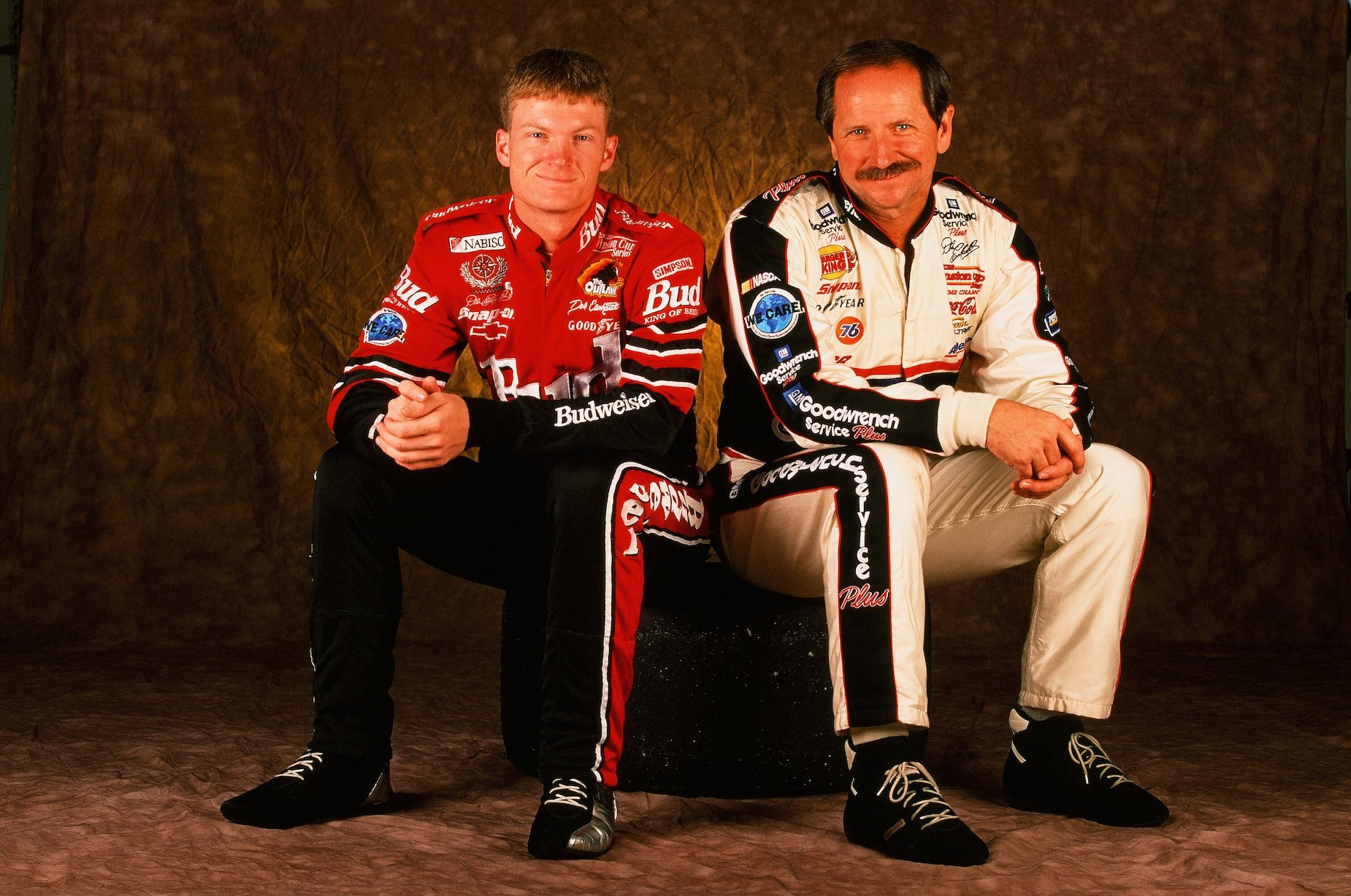 Dale Earnhardt Jr. only started racing in order to have a relationship with his father.