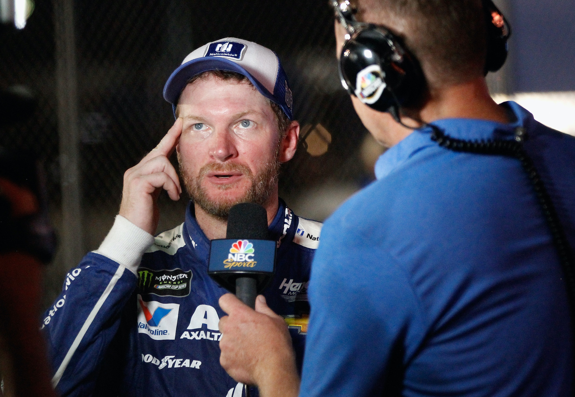 Dale Earnhardt Jr. learned what it meant to be a NASCAR star before he even made his Cup Series Debut.