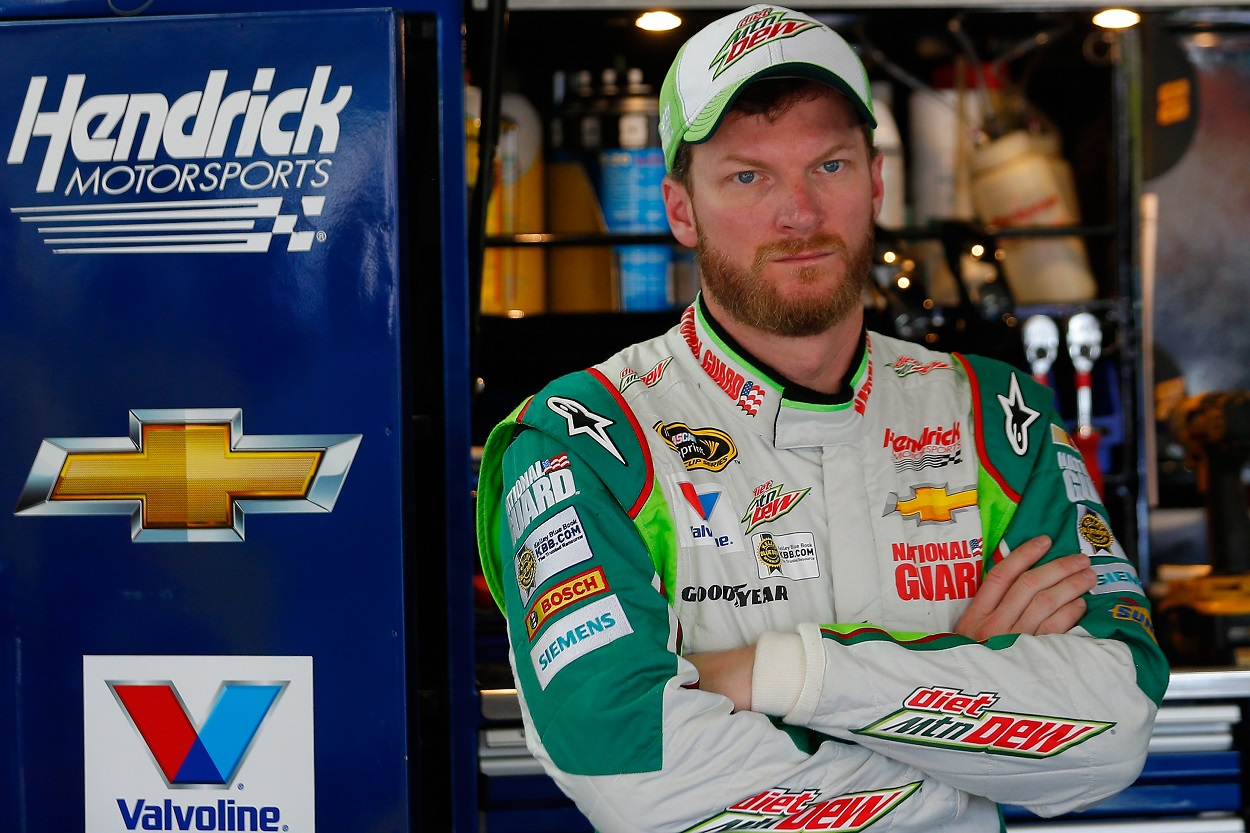 Dale Earnhardt Jr. admits learned to drive after leaving DEI NASCAR