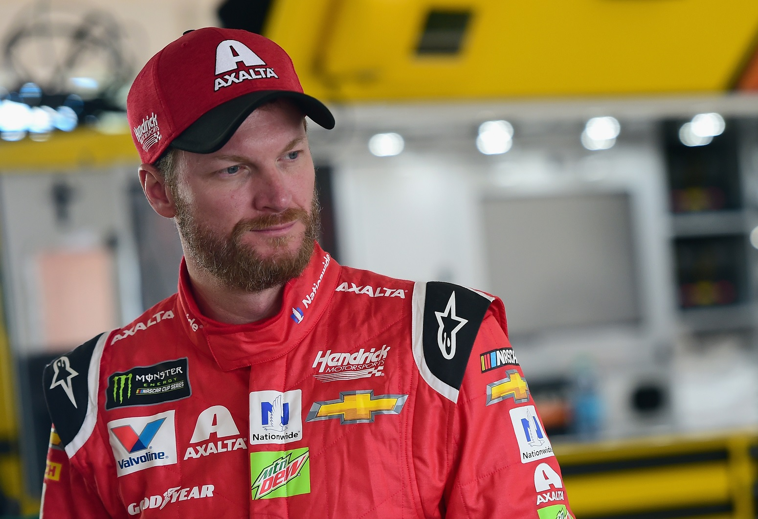 Dale Earnhardt Jr. biggest fear