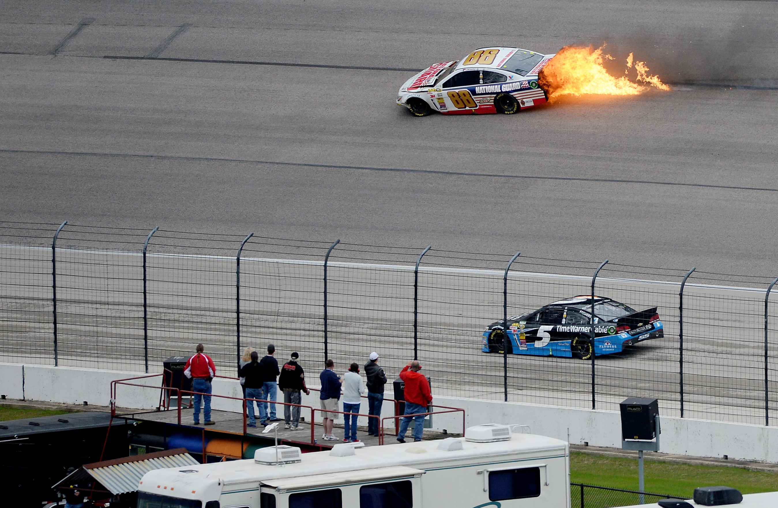 Dale Earnhardt Jr. Went From One Extreme to Another When Treating Concussions