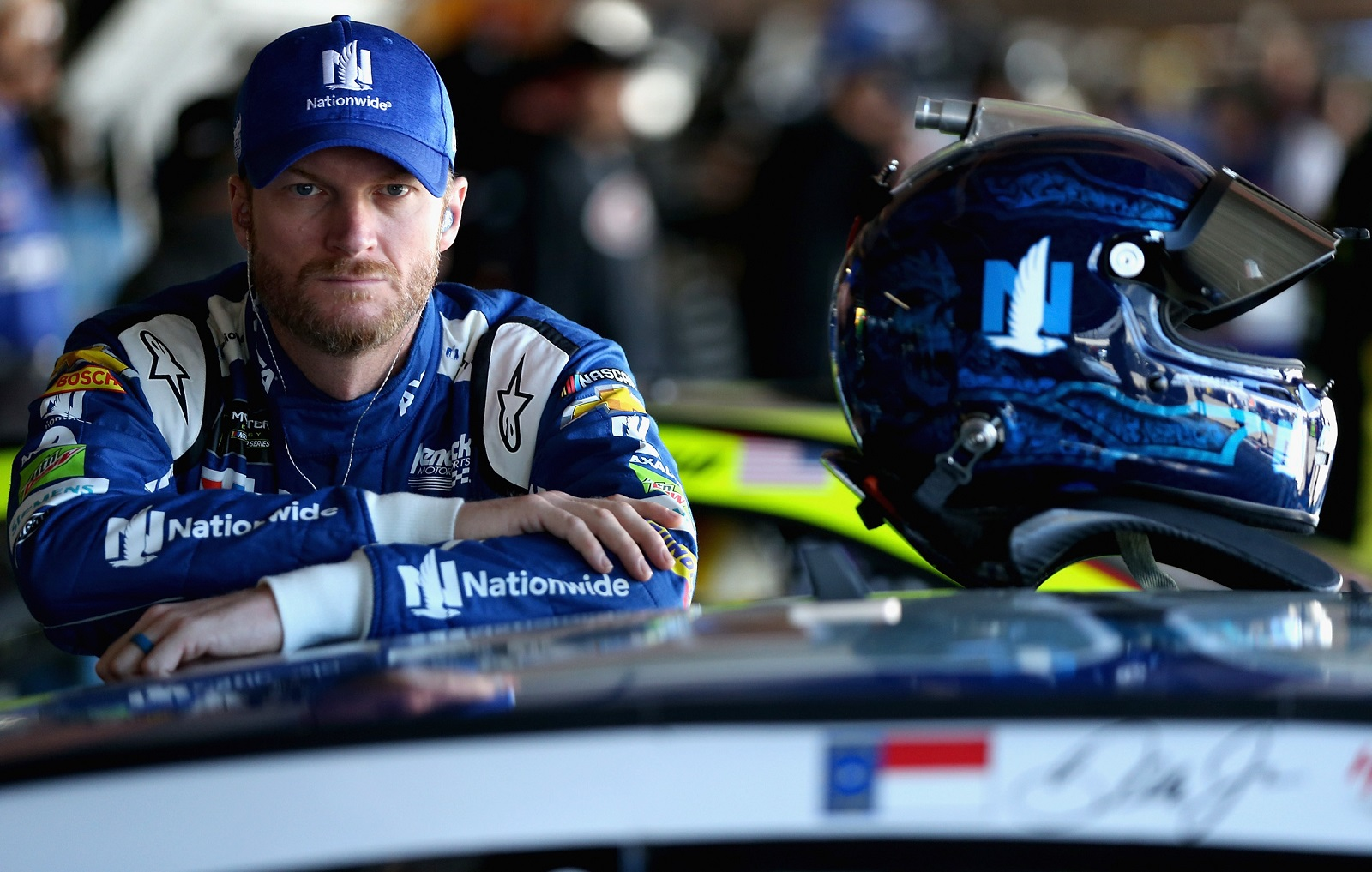 Dale earnhardt Jr. ghost believes saved his life