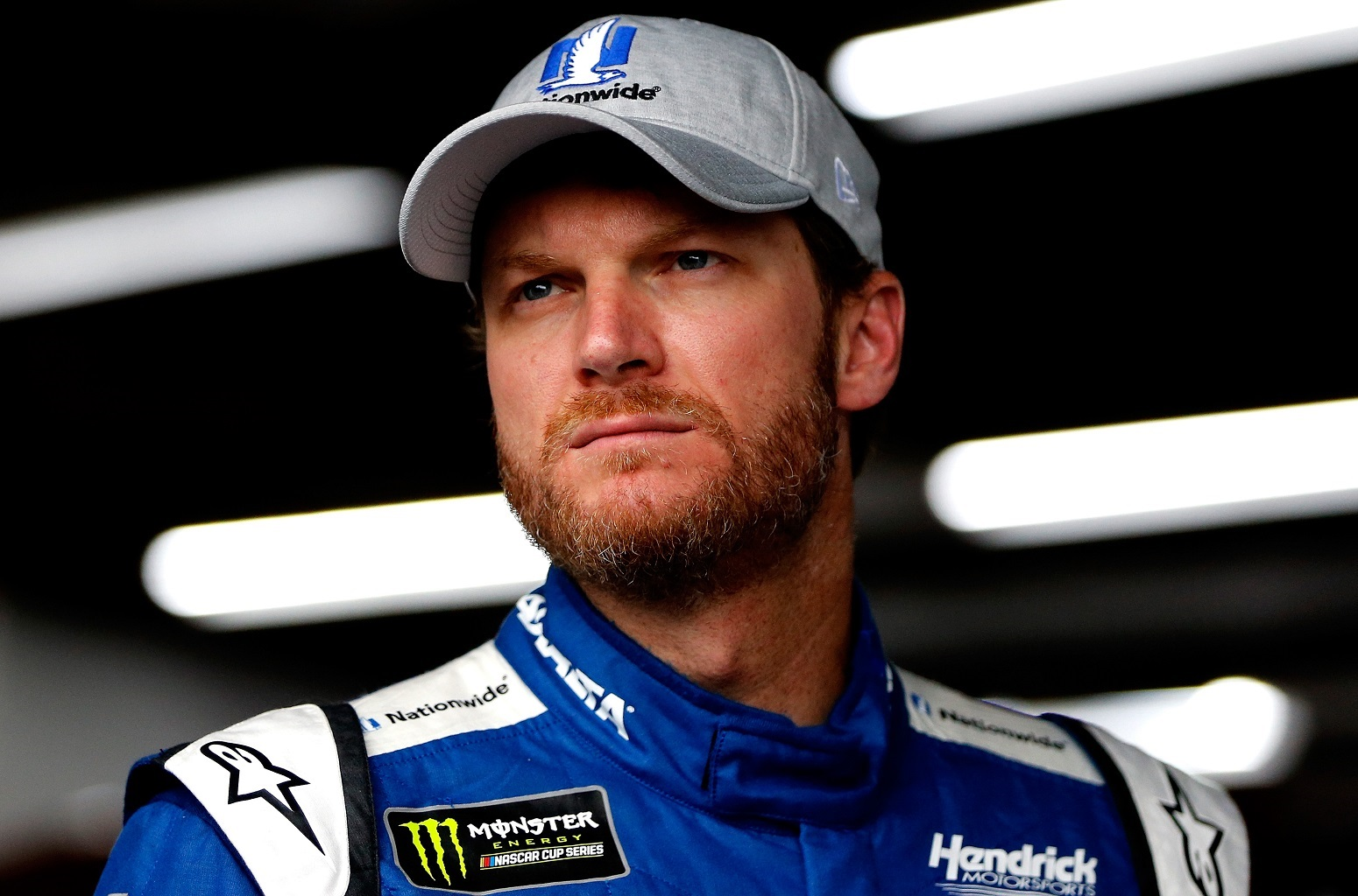 Dale Earnhardt Jr. secretly stashed notes on his phone