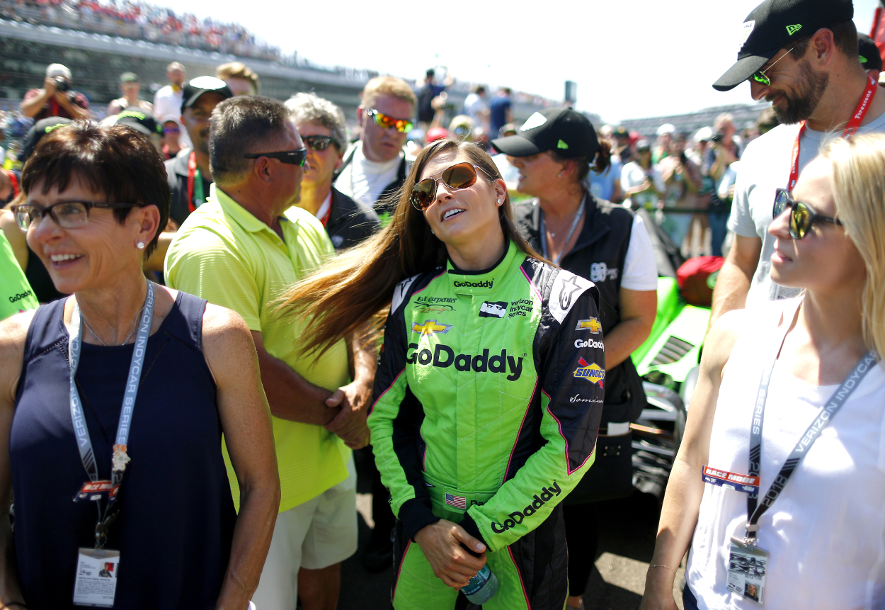 Danica Patrick is a racing legend and one of the biggest names in sports. However, her temper once led to her losing $20,000.