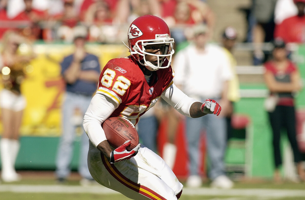 Whatever Happened to Dante Hall, the Kansas City Chiefs' Electric Kick Returner?