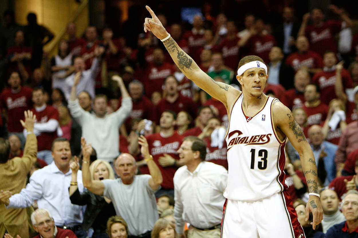 Former Cleveland Cavaliers guard Delonte West has had major issues in retirement. Thanks to Mark Cuban, West's rehabilitation is about to come full circle.