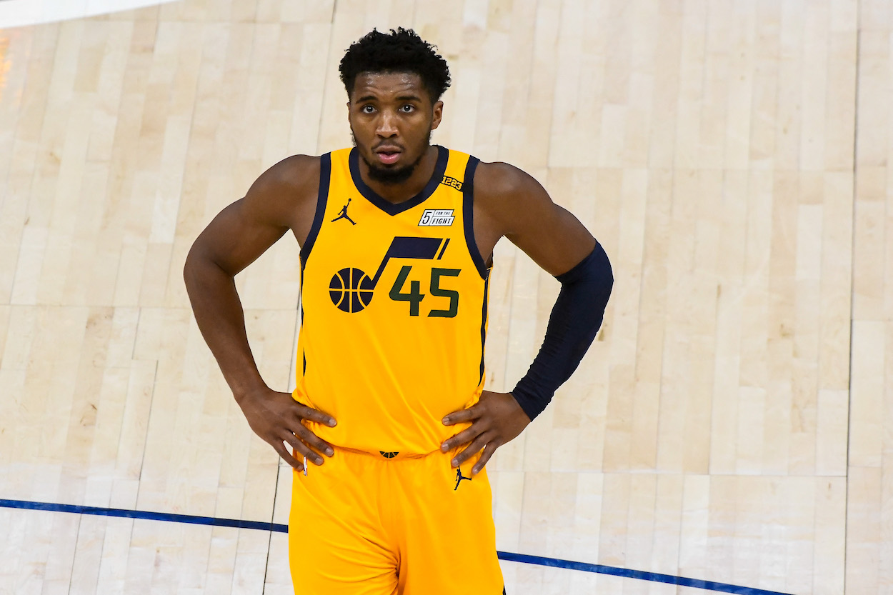 Utah Politician Introduces Legislation Slamming Shaquille O'Neal's Game and His Acting While Praising Donovan Mitchell