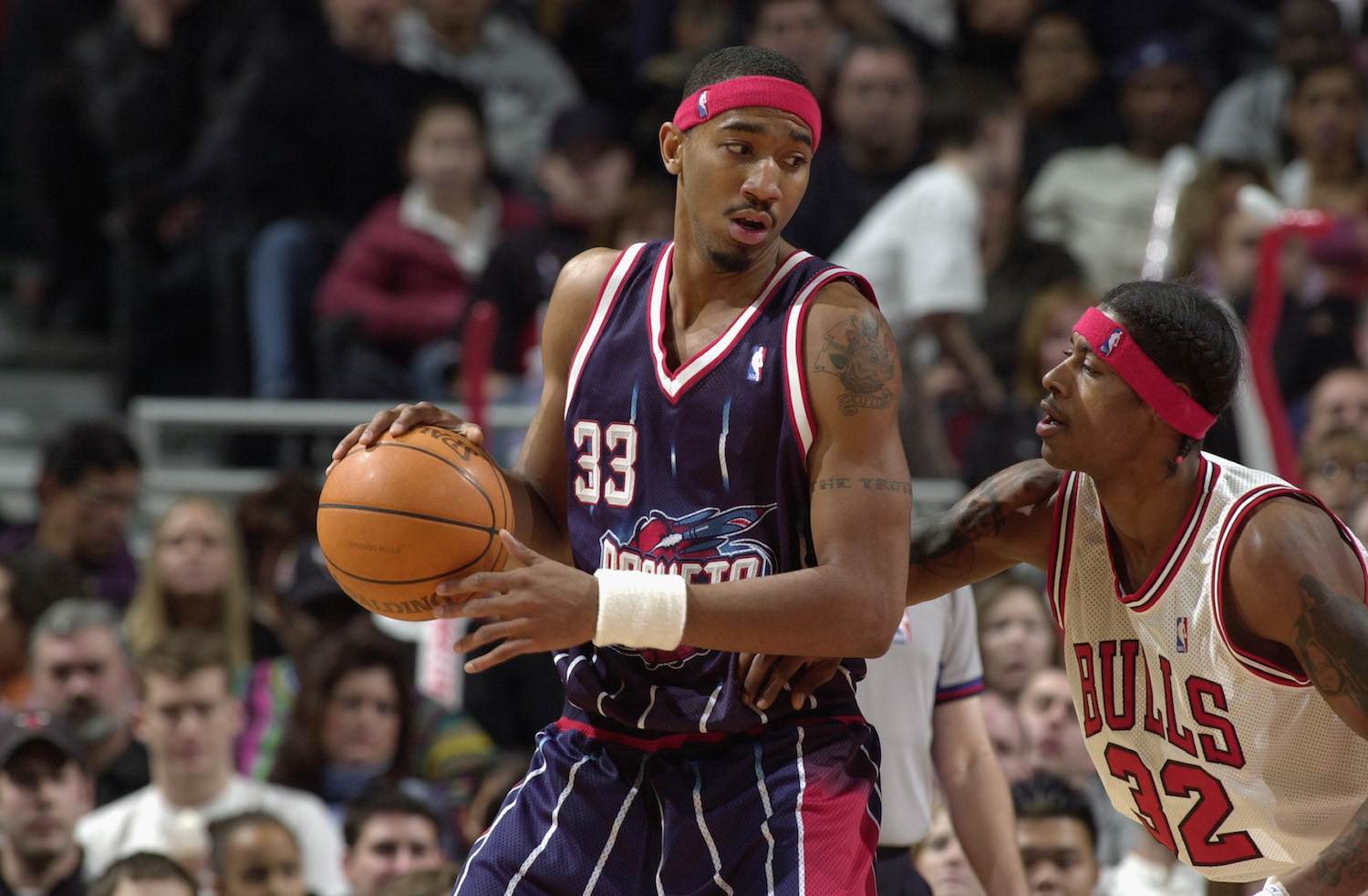 Eddie Griffin's Demons Destroyed His Promising NBA Career and Tragically Ended His Life When His Car Struck a Train and Exploded Into a Fireball