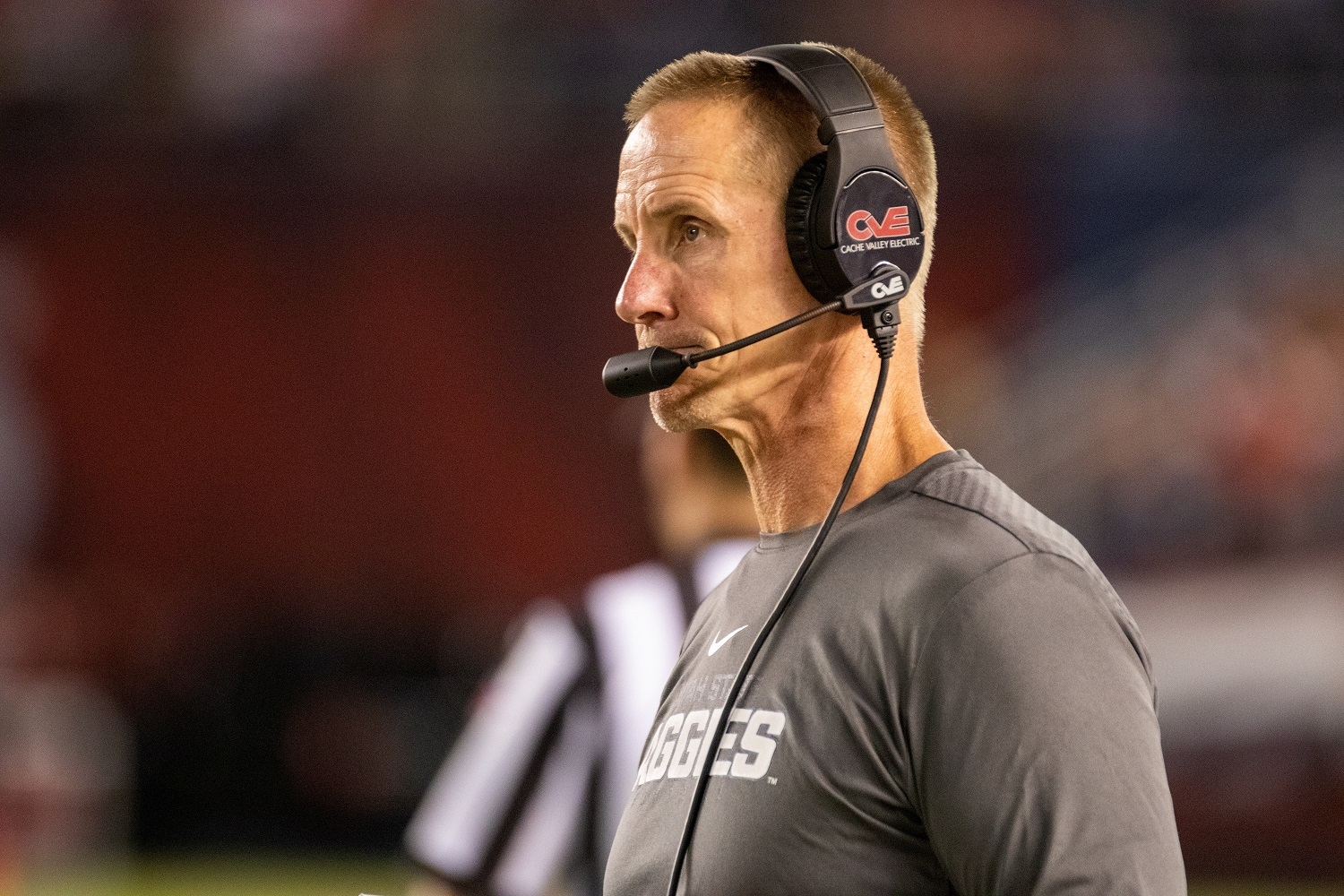 Utah State Football Coach Gary Andersen Got Fired and Gave Back His $2.7 Million Buyout