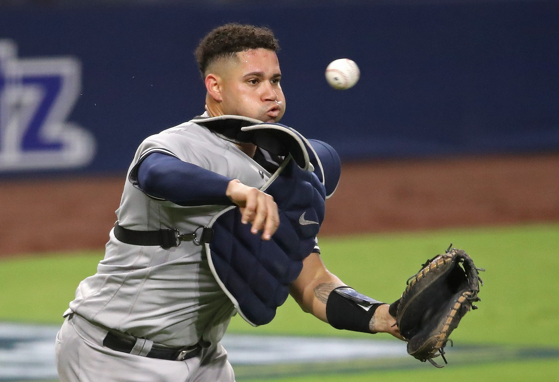 Gary Sanchez Has Made a Bold Prediction About His Future as a New York Yankee