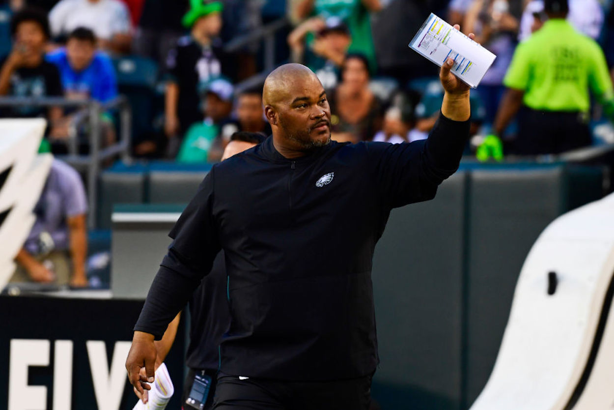 Duce Staley has been with the Eagles since 2010, but he was just exiled from the team in a locker room-fracturing move.