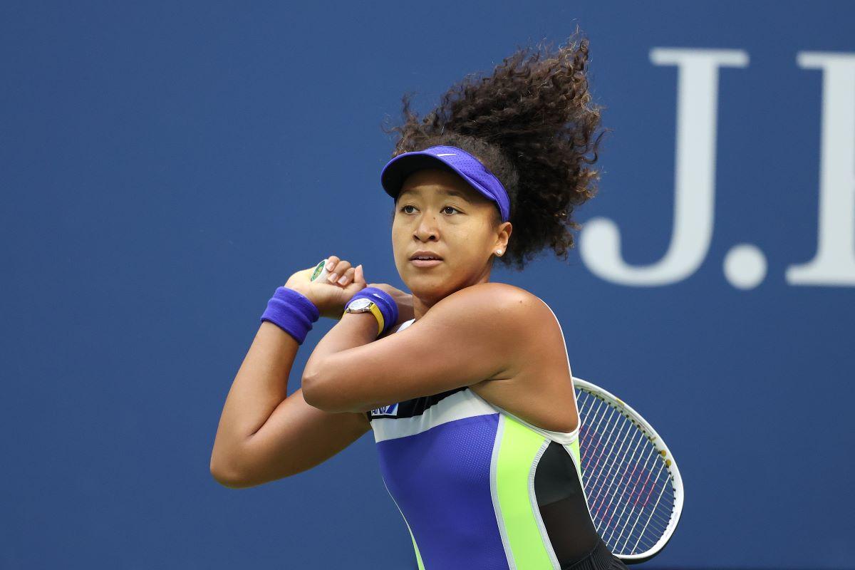 Tennis, Naomi Osaka