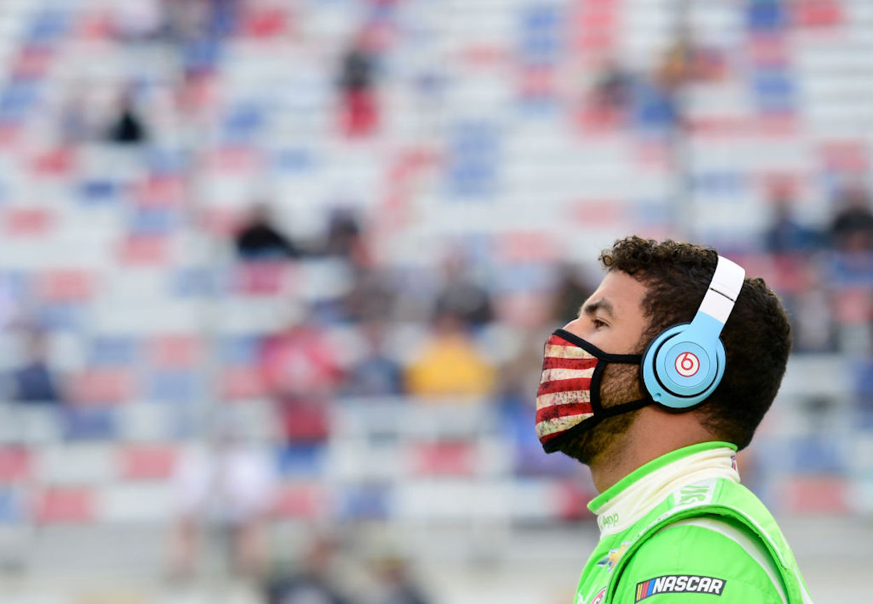 Bubba Wallace is one of the most well-known NASCAR drivers today because of his activism, but he wants to be remembered for his success on the racetrack.