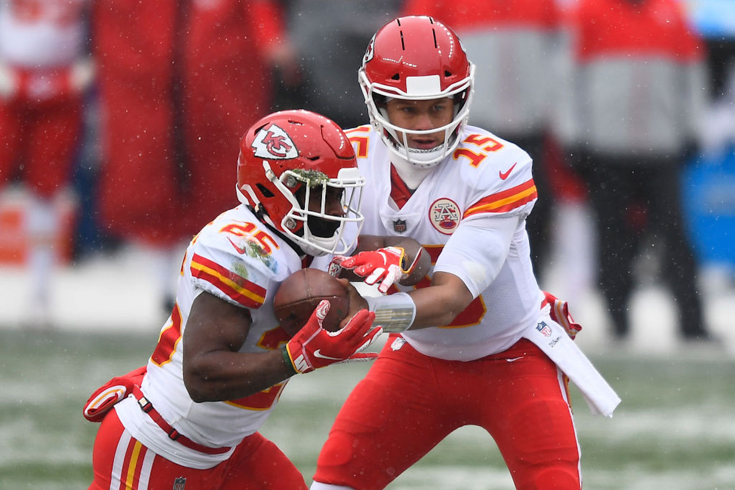 Clyde Edwards-Helaire has been the most explosive running back for the Chiefs all season, but he's now unlikely to suit up Sunday.