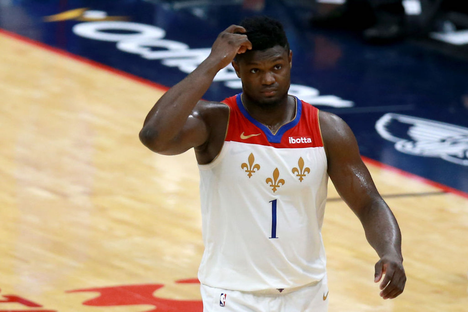 Zion Williamson isn't hurt, but he won't be suiting up for the Pelicans on Wednesday night. Why is he out and is it related to COVID-19?