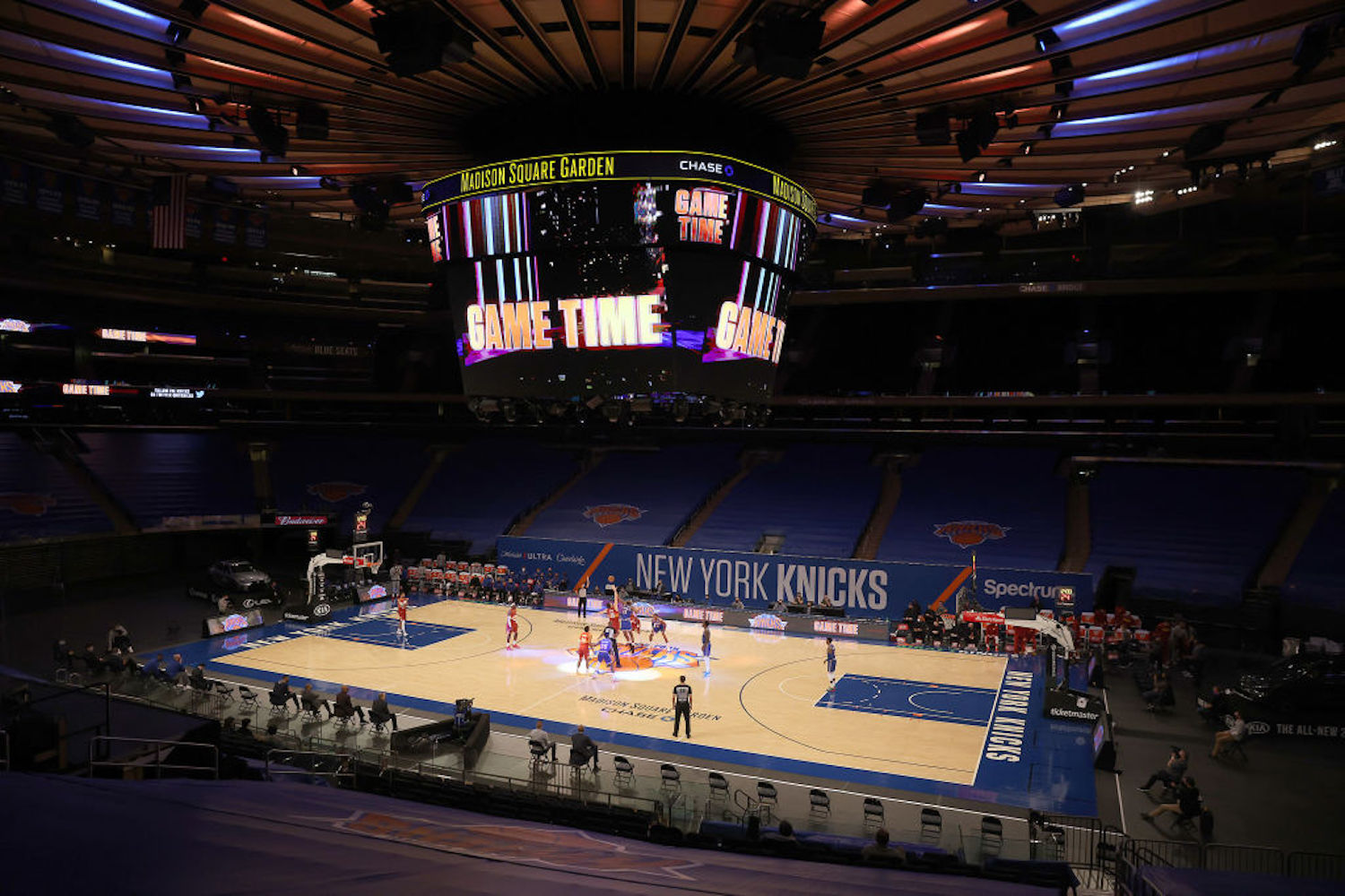Despite a championship drought that's lasted nearly 50 years, the Knicks were just named the most valuable NBA franchise at $5.42 billion.