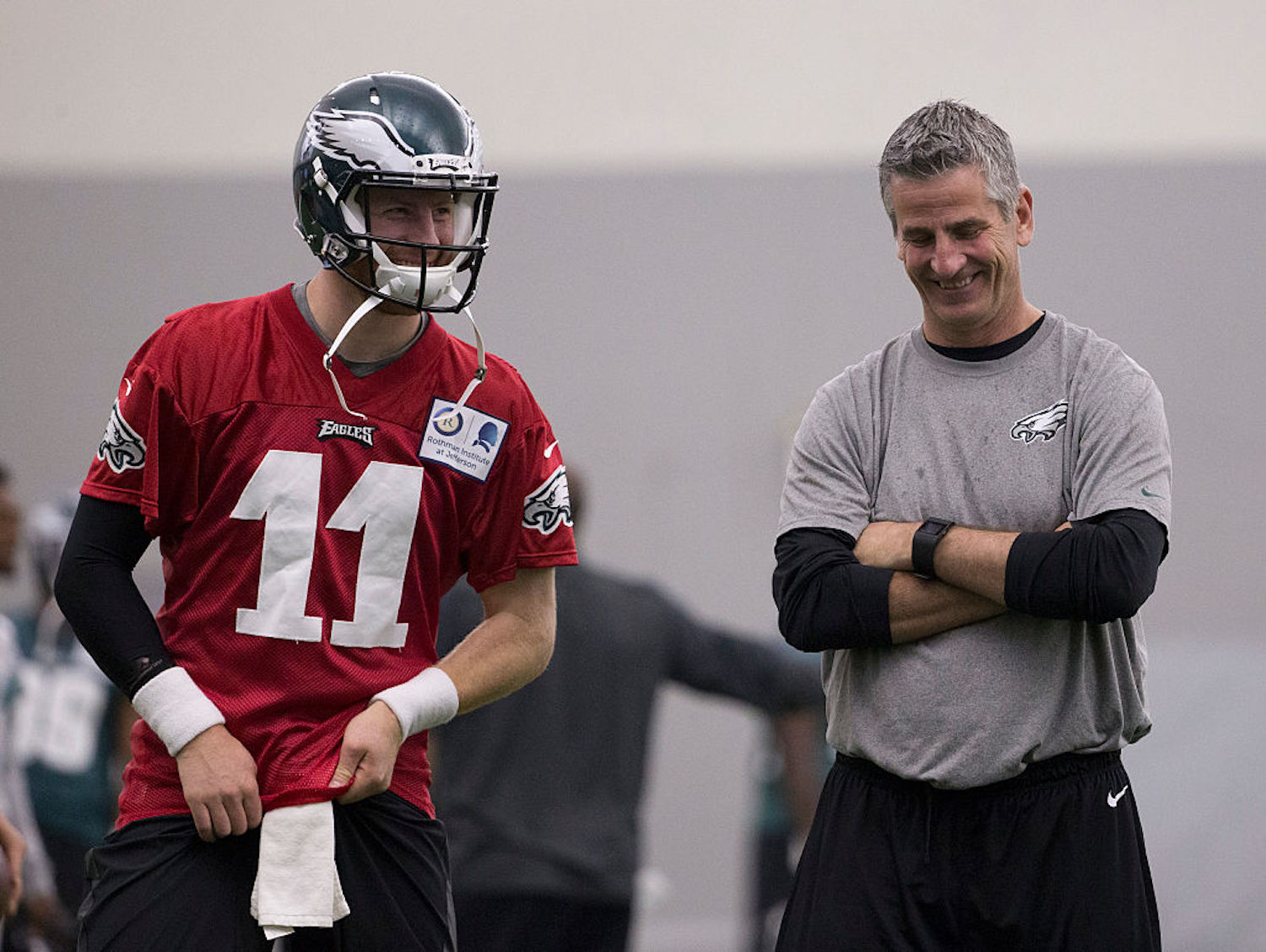 Carson Wentz Wants to Be Traded From the Eagles to Reunite With an Old Friend