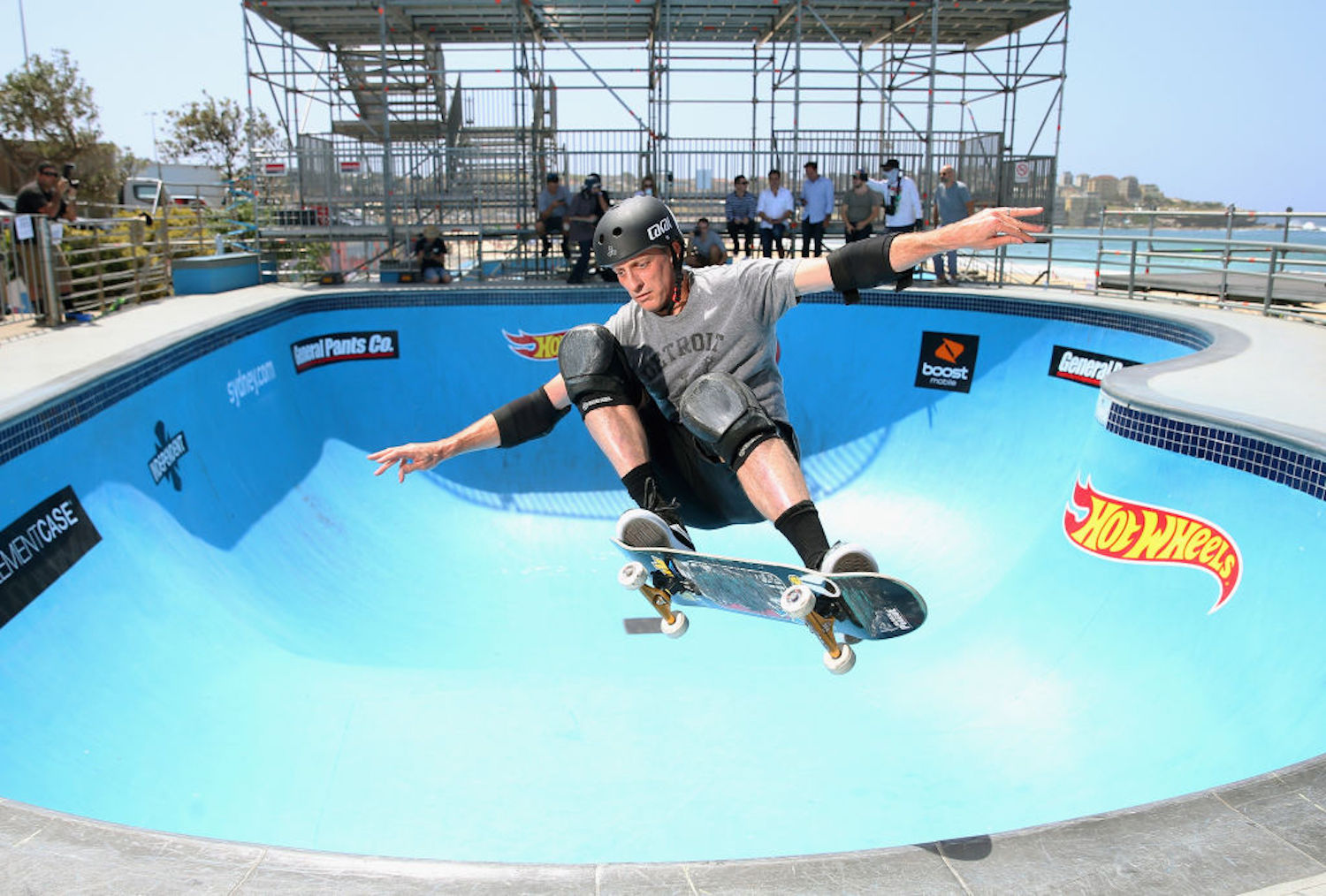 Tony Hawk is one of the most successful athletes and businessmen in the skating world, but he used to live off a $5-a-day allowance.