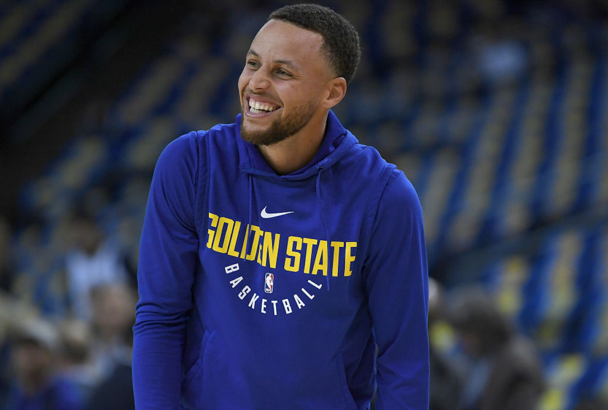 "Stephen Curry is simply known as ""Steph,"" the greatest shooter to ever live. But did you know Stephen isn't even his real name?"