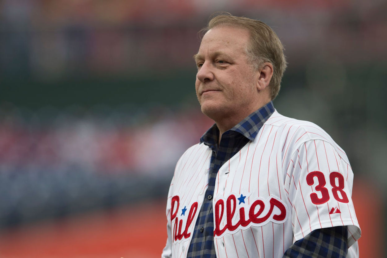 Curt Schilling missed out on the Hall of Fame yet again this year, and he isn't interested in staying on the ballot for one final try.
