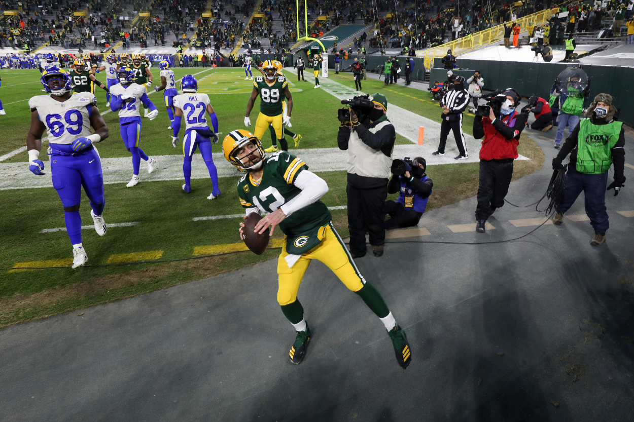 The Green Bay Packers could have an old friend back against the Buccaneers.