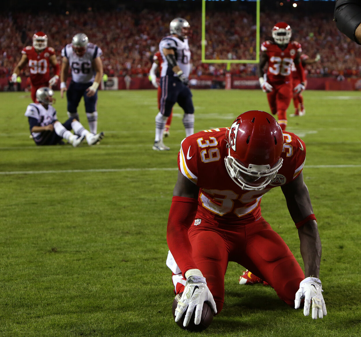 The NFL is used to bad optics, but an official penalizing former Kansas City Chiefs defensive back Husain Abdullah for an in-game prayer went too far.