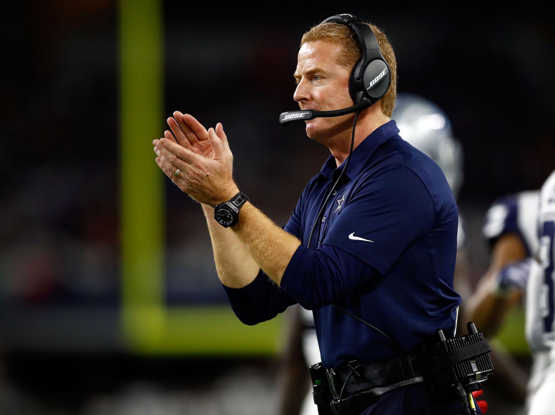 Former Dallas Cowboys head coach Jason Garrett may finally be leaving the NFC East.