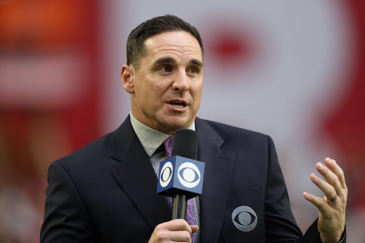 CBS NFL Analyst Jay Feely Created Trouble When He Posed With a Gun in His Daughter's Prom Photo