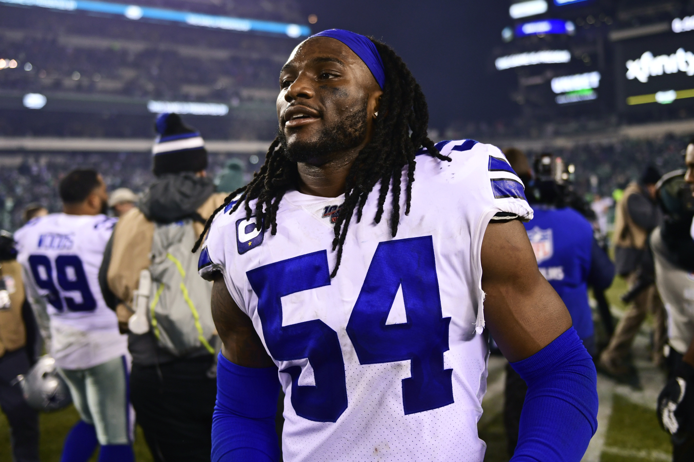 Jaylon Smith and the Dallas Cowboys' defense struggled in 2020, which has led to Smith's future with the Cowboys being very uncertain.