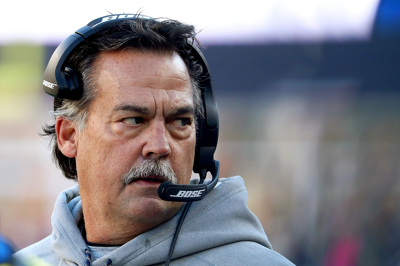 Former NFL head coach Jeff Fisher