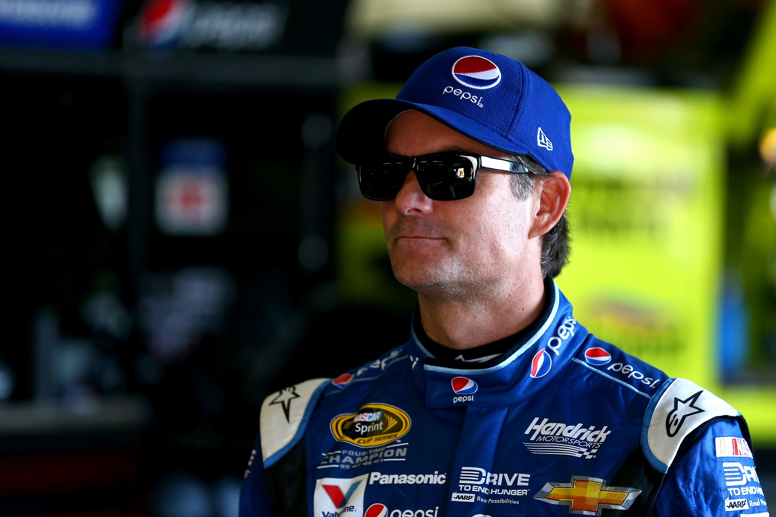 Jeff Gordon reveals pull out of retirement NASCAR race
