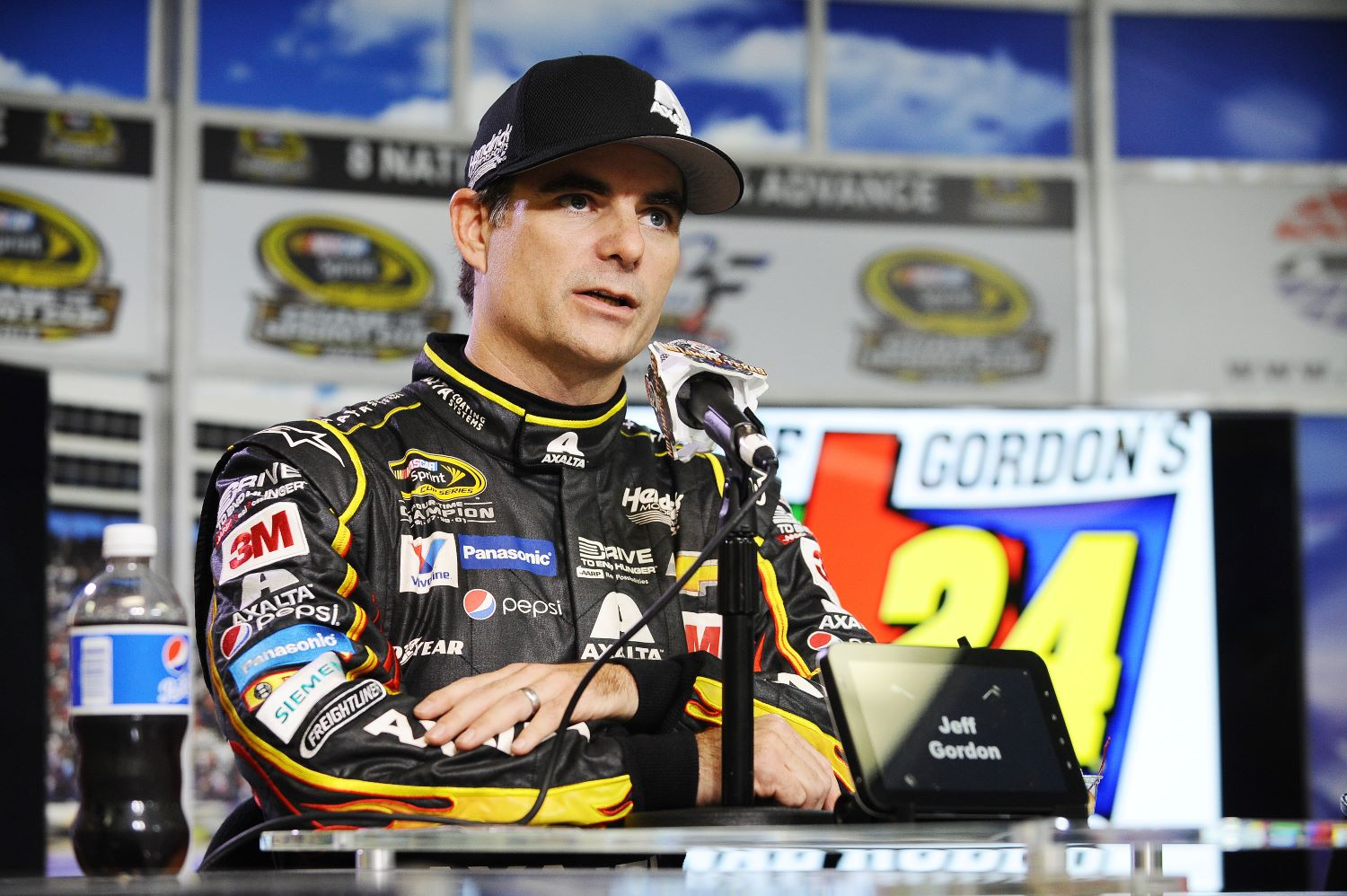 Jeff Gordon should have an extra $15 million in his bank account, but his ex-wife is responsible for the NASCAR legend's financial loss.