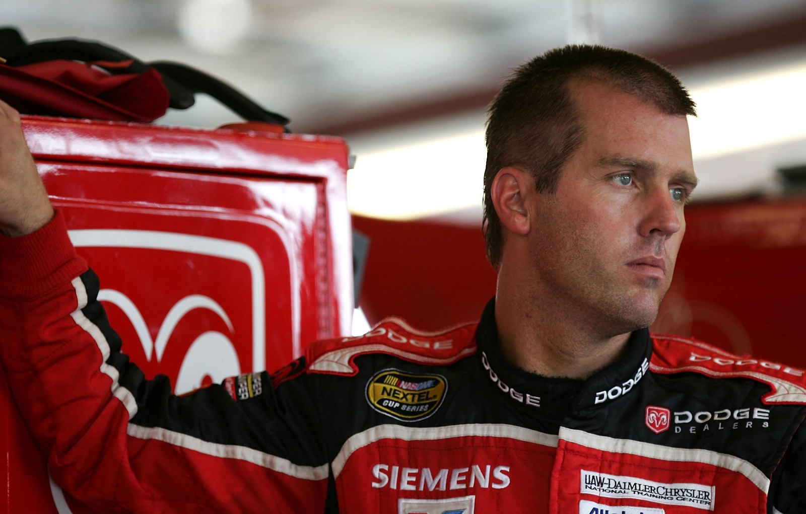 Jeremy Mayfield NASCAR career changed meth stepmom murder accusations
